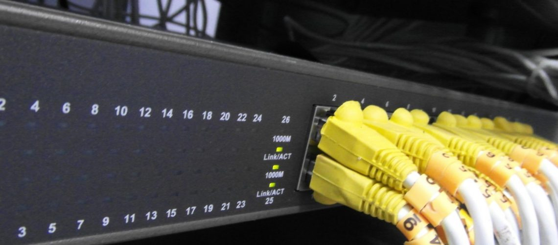 server-network-cables